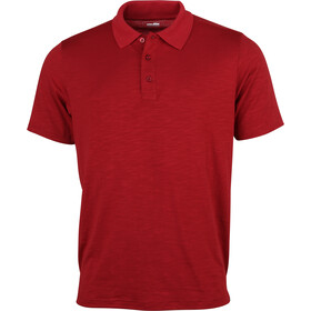 High Colorado Boston Polo Homme, red dahlia
